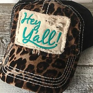 Accessories - HEY Y'ALL HAT